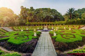 باغ گیاه شناسی پردانا در کوالالامپور Perdana Botanical Garden